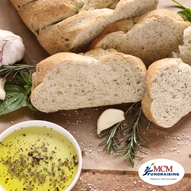 social media italian bread & oil
